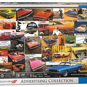 Dodge Advertising 1000 PC Jigsaw Puzzle