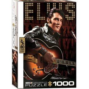 Elvis Comeback 1968 1000 PC Jigsaw Puzzle