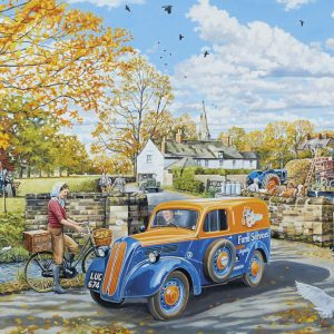 Farm Services 1000 PC Jigsaw Puzzle