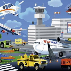 Fly Away 60 PC Jigsaw Puzzle