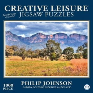 Garden of Stone Capertee Valley NSW 1000 PC Jigsaw Puzzle