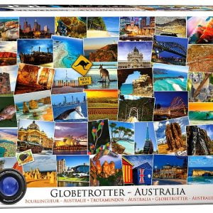 Globetrotter Australia 1000 PC Jigsaw Puzzle