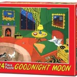 Goodnight Moon Bunny 24 PC Jigsaw Puzzle