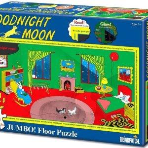 Goodnight Moon Glow Floor 35 PC Jigsaw Puzzle