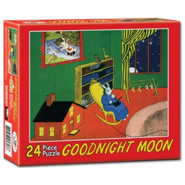 Jigsaw Puzzle  Goodnight Moon  Granny 24 PC by Briarpatch