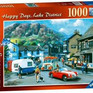 Happy Days Lake District 1000 PC Jigsaw Puzzle