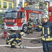 Helpers In Need 3 x 49 PC Jigsaw Puzzle
