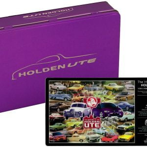 Holden Ute 1000 PC Jigsaw Puzzle in Tin