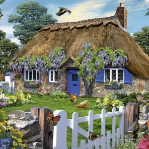 Howard Robinson Cottage 1500 PC Jigsaw Puzzle