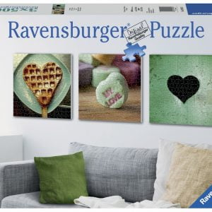 Impressions of Love 3 x 500 PC Jigsaw Puzzle