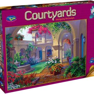 Intriguing Archways 500 PC Jigsaw Puzzle
