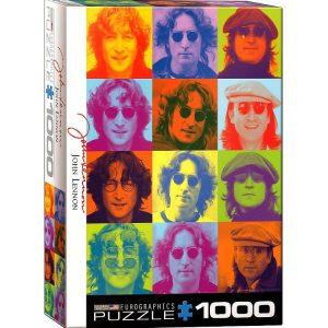 John Lennon Portraits 1000 PC Jigsaw Puzzle