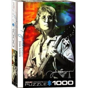 John Lennon live In NYC 1000 PC Jigsaw Puzzle