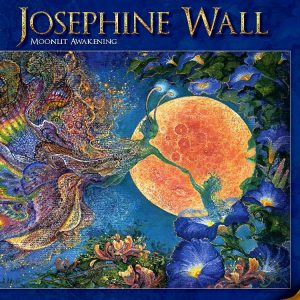 Josephine Wall Moonlit Awakening 1000 PC Jigsaw Puzzle