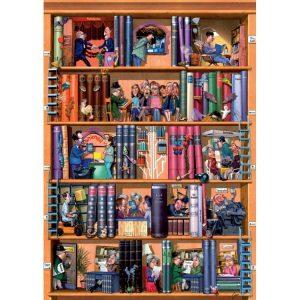 Kravarik Books 1500 PC Jigsaw Puzzle
