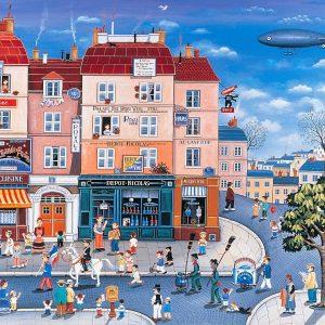 Main Street 2000 PC Jigsaw Puzzle