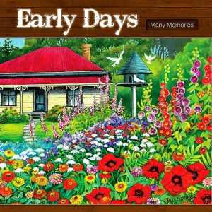 Many Memories 500 PC Jigsaw Puzzle