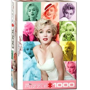Marilyn Monroe Portraits 1000 PC