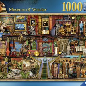 Museum of Wonder 1000 PC Jigsaw Puzzle