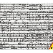 Musical Notes 1000 PC Jigsaw Puzzle