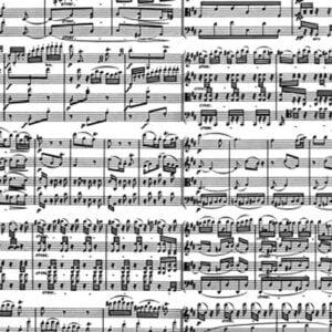 Musical Notes 1000 Piece Puzzle - Piatnik
