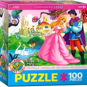 Princess Cinderella 35 PC Jigsaw Puzzle
