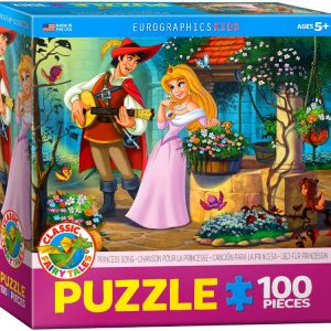Princess Song 35 PC Jigsaw Puzzle