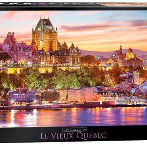 Quebec Le Vieux 1000 PC Jigsaw Puzzle
