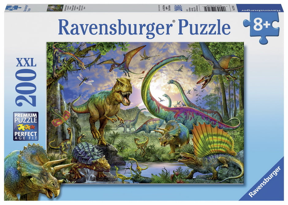Realm of the Giants 200 XXL PC Jigsaw Puzzle