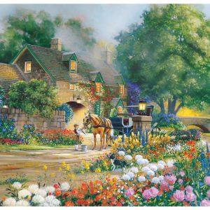 Roseland House 1000 PC Jigsaw Puzzle