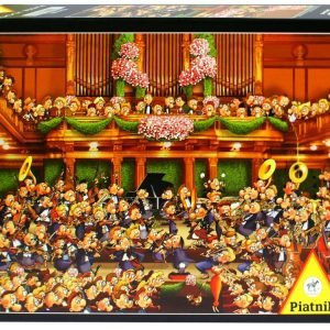 Ruyer Orchestra 1000 PC Jigsaw Puzzle