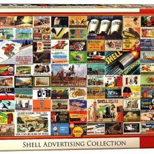 Shell Heritage Collection 1000 PC Jigsaw Puzzle