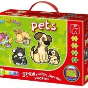 Step by Step Pets Jigsaw Puzzle