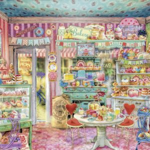 The Candy Shop 1000 PC Jigsaw Puzzle