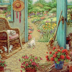 The Potting Shed 1000 PC Jigsaw Puzzle