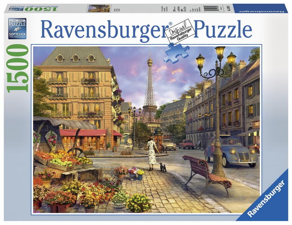 Vintage Paris 1500 PC Jigsaw Puzzle