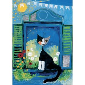 Wachtmeister Window 1000 PC Jigsaw Puzzle