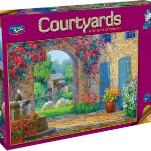 Whisper of Serenity 500 PC Jigsaw Puzzle