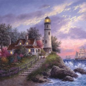 Captains Cove 500 PC Jigsaw Puzzle