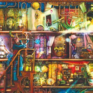 Fantastic Voyage 1500 PC Jigsaw Puzzle