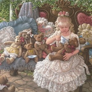 Hollys Bears 260 PC Jigsaw Puzzle