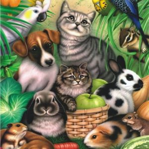 Magic Pets 260 PC Jigsaw Puzzle