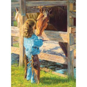Morning Chores 1000 PC Jigsaw Puzzle