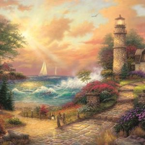Seaside Dreams 1500 PC Jigsaw Puzzle