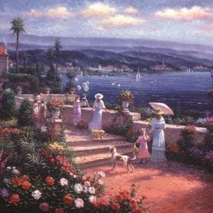Seaside View 1500 PC Jigsaw Puzzle