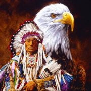 Spirit of the Eagle 500 PC Jigsaw Puzzle
