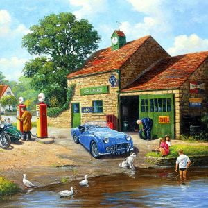 The Village Pumps 1000 PC Jigsaw Puzzle