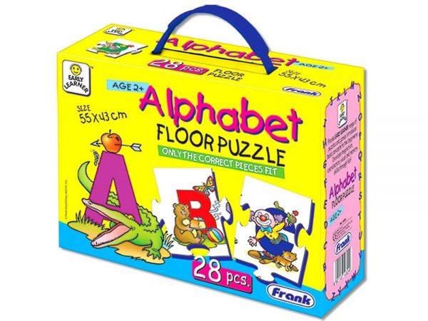 Alphabet Floor Jigsaw puzzle Puzzle 28 PC
