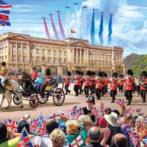 Buckingham Palace 1000 PC Jigsaw Puzzle