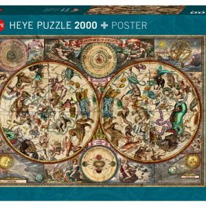 Celestial Map 2000 PC Jigsaw Puzzle